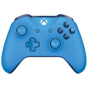 controle modelo s grooby blue wireless xbox one