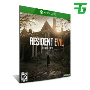 Resident Evil 7 - Mídia Digital - Xbox One