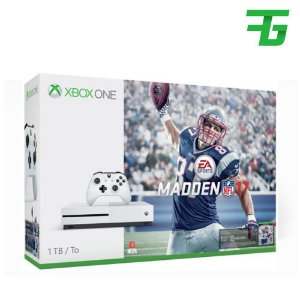 CONSOLE XBOX ONE S 1TB BUNDLE MADDEN NFL 17