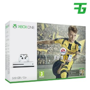 CONSOLE XBOX ONE S 500GB BUNDLE FIFA 17
