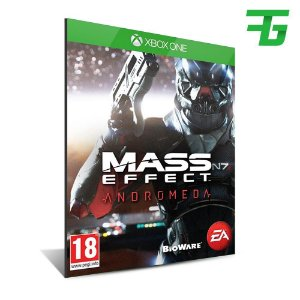Mass Effect Andrômeda - xbox one