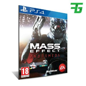 Mass Effect Andrômeda - PS4