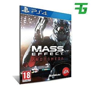 Mass Effect Andrômeda - PS4