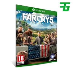 FAR CRY 5  - MÍDIA DÍGITAL - XBOX ONE