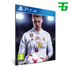 FIFA 18 - MÍDIA DIGITAL - PS4