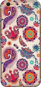 Capinha para celular - Mandalas Coloridas