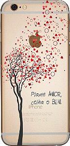 Capinha para celular - Plante o Amor