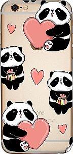 Capinha para celular - Panda 4
