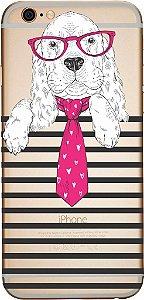 Capinha para celular - Pink Dog
