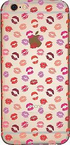Capinha para celular - Beijinhos