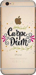 Capinha para celular - Carpe Diem
