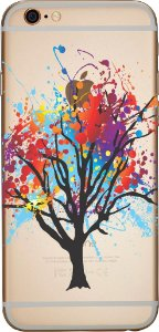 Capinha para celular - Colorir a Vida