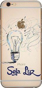 Capinha para celular - Seja Luz