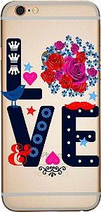 Capinha para Celular Love 3