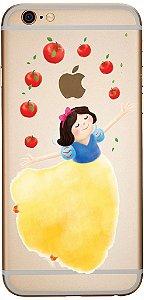 Capinha para celular - Malabarismo da Branca de Neve