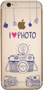 Capinha para celular - Love Photo 2