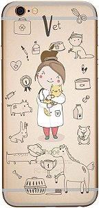 Capinha para celular - Veterinária
