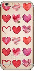 Capinha para celular - Bate Coração