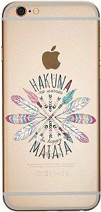 Capinha para celular - Hakuna Matata