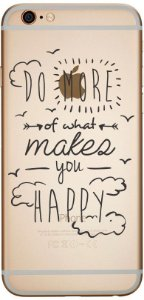 Capinha para celular - Do What Make You Happy