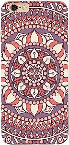 Capinha para celular - Mandala de  Rubi