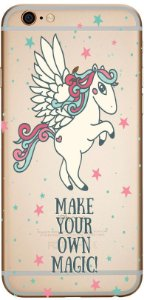 Capinha para celular Make Your Magic