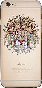 Capinha para celular - Leão Mistico