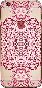 Capinha para celular - Mandala Pink