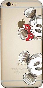 Capinha para celular - Mickey e Minnie 3