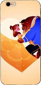 Capinha para celular - Princesa Bela e a Fera