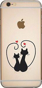 Capinha para celular - Paixão de Gatos