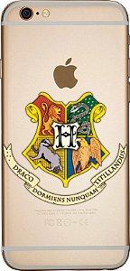 Capinha para celular - Escola Hogwarts - Harry Potter