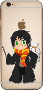 Capinha para celular - Harry Potter