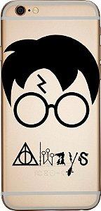 Capinha para celular - Always Harry Potter