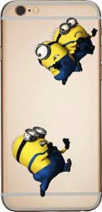 Capinha para celular - Fuga dos  Minions