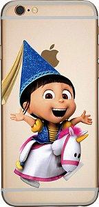 Capinha para celular -  Meu Favorito Minions Agnes