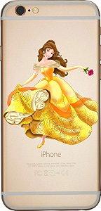 Capinha para celular -  Princesa  Bela 5