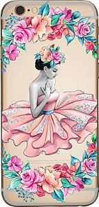 Capinha para celular - Bailarina 03