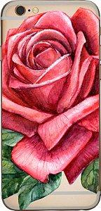 Capinha para celular- Perfeita Rosa