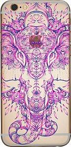 Capinha para celular - Elefante Mandala 02