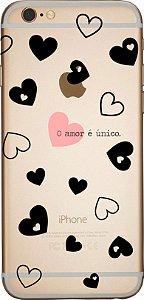 Capinha para celular-  O Amor é único