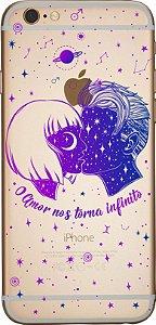 Capinha para celular- Amor Infinito