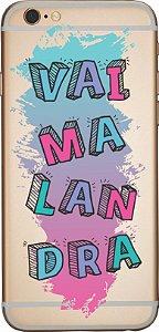 Capinha para celular - Vai Malandra 02