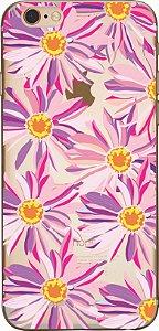 Capinha para celular - Margaridas Belas Rosas