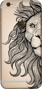 Capinha para celular - Majestoso Leão