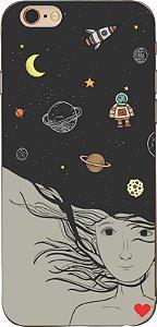 Capinha para celular - Nosso infinito