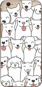 Capinha para celular - Dogs