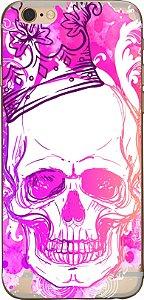 Capinha para celular - Caveira Color 1