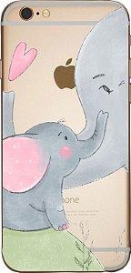 Capinha para celular - Elefantinho