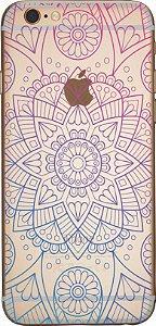 Capinha para celular -  Mandala da Paz